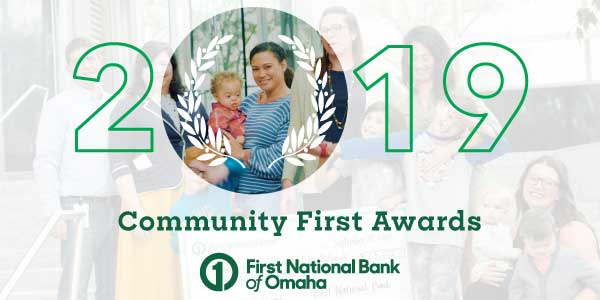 Community First Awards 2019 logo