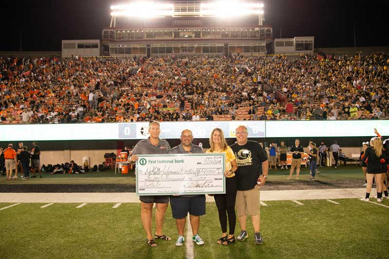 Check presentation for the First National Bank Challenge